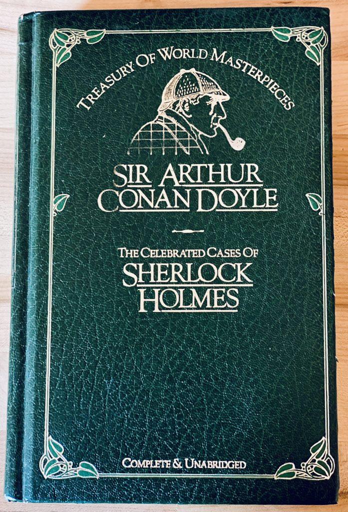 Sherlock_Book