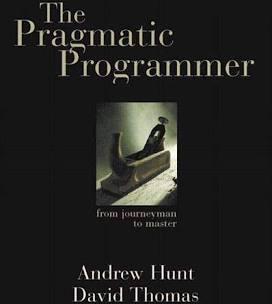 Original cover for The Pragmatic Programmer